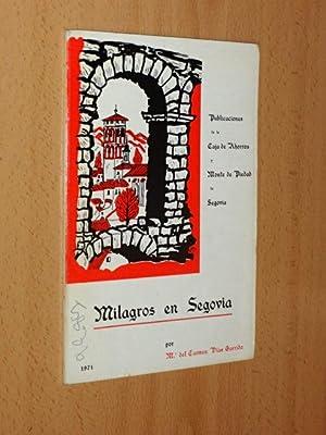 MILAGROS EN SEGOVIA (Contados a los niños): Díaz Garrido, María