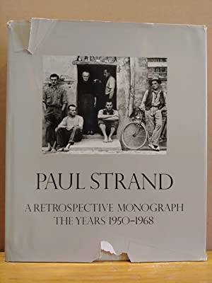 Paul Strand, A Retrospective Monograph Volume II: Strand, Paul