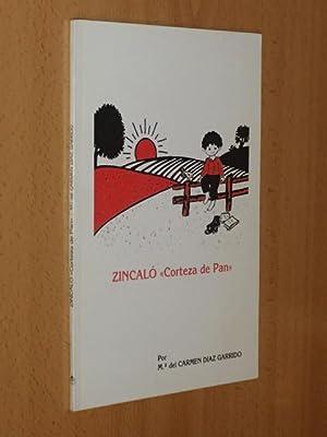 """ZINCALÓ """"Corteza de Pan"""": Díaz Garrido, María"""