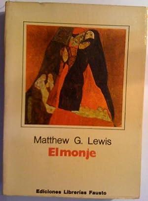 El monje: Lewis, Matthew G.