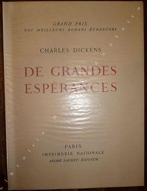 De Grandes Espérances: Dickens Charles