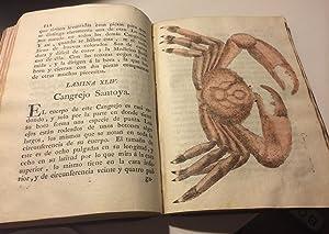 1787 First Cuban Book Descripcion de Diferentes piezas de Historia Natural Very Rare Printed in ...