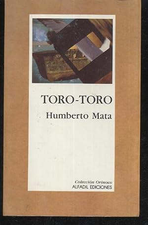 TORO-TORO: MATA, HUMBERTO