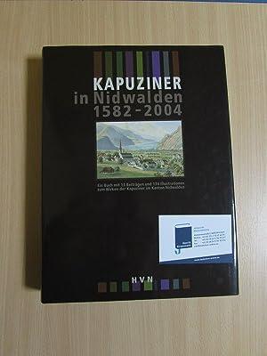 Kapuziner in Nidwalden - 1582-2004: Achermann, Hansjakob, Marita