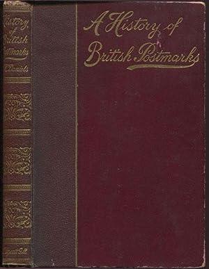 A history of British Postmarks. - Together: DANIELS J.H.