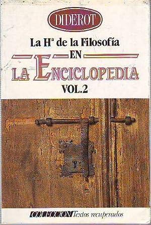 LA HISTORIA DE LA FILOSOFIA EN LA: DIDEROT Denis.