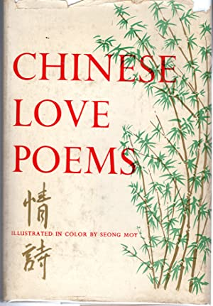 Seller image for Chinese Love Poems for sale by Dorley House Books, Inc.