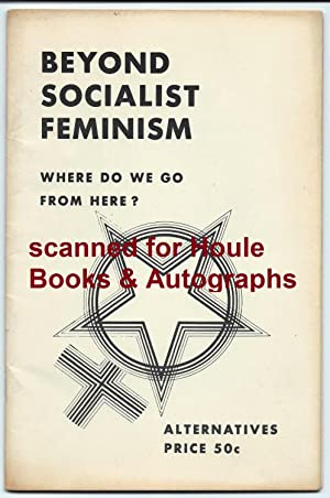Beyond Socialist Feminism: Were Do We Go From Here?