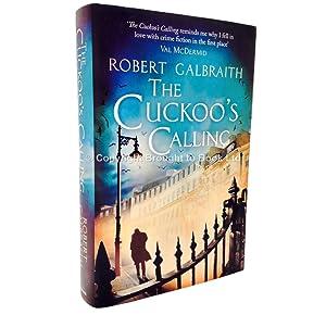 The Cuckoo's Calling: Robert Galbraith