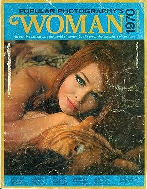 POPULAR PHOTOGRAPHY'S WOMEN : 1970, Spring, International: Kinzer, H.M. (Editor)