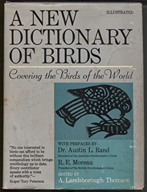 A New Dictionary of Birds