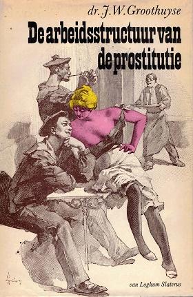 De arbeidsstructuur van de prostitutie.: Groothuyse, J.W.