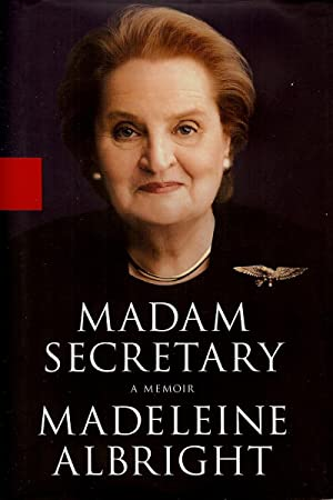 MADAM SECRETARY ( Signed )