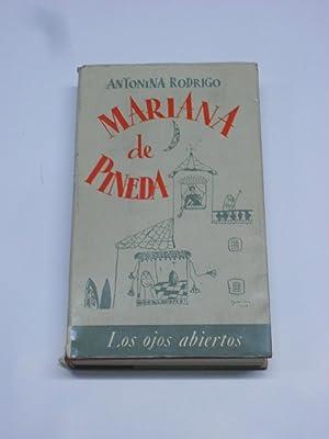 MARIANA DE PINEDA.: RODRIGO, Antonina