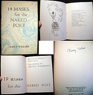 19 Masks for the Naked Poet: Willard, Nancy