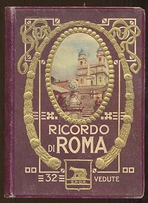 Ricordo di Roma. 32 Vedute. Parte prima