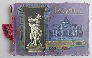 Ricordo di Roma. Centotrenta Tavole. Vedute -