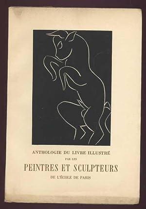 Anthologie du livre illustré par les peintres: Roger-Marx, Claude -