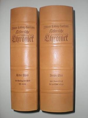 Johann Ludwig Gottfrieds Historische Chronick oder Beschreibung der merckwürdigsten Geschichte, so ...