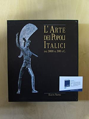 L'Arte dei popoli italici - Dal 3000 al 300 a. C.: Cassani, Silvia, Enrica D Aguanno Nadia ...