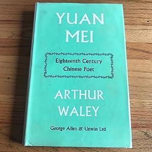 YUAN MEI: WALEY ARTHUR