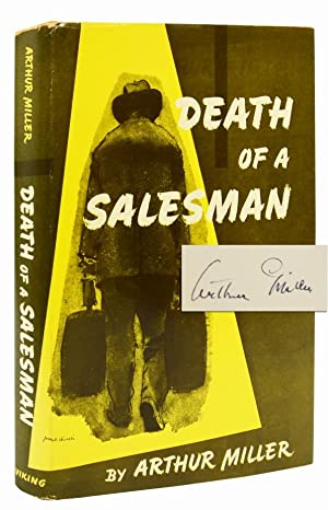 Death Of A Salesman First Edition Abebooks