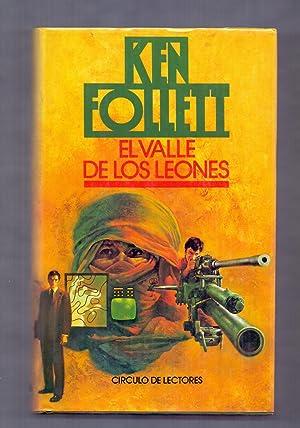 EL VALLE DE LOS LEONES: Ken Follet