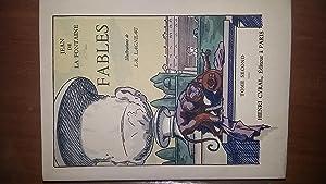 Fables Tome II: La Fontaine Jean