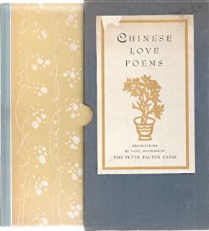 Seller image for CHINESE LOVE POEMS for sale by Columbia Books, ABAA/ILAB