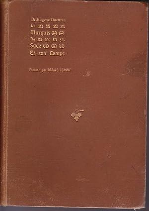 Imagen del vendedor de Le Marquis de Sade et son temps a la venta por ShepherdsBook