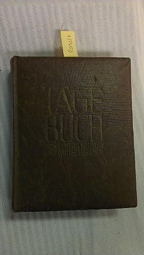 TAGEBUCH AUS POLITIK, KULTUR UND WIRTSCHAFT 1938; 2. Jahrgang Inhaltsverzeichnis: Bild und ...