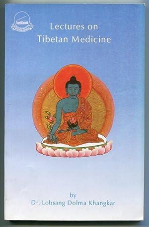 Lecture on Tibetan Medicine. Third revised Print: Khangkar, Lobsang Dolma