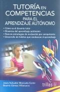 Tutoría en competencias para el aprendizaje autónomo.: Jesús Salvador Moncada