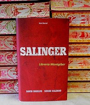 Imagen del vendedor de SALINGER a la venta por montgiber