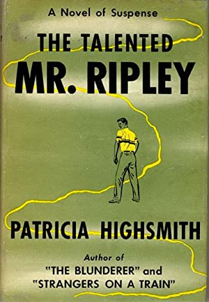 Seller image for THE TALENTED MR. RIPLEY. for sale by BUCKINGHAM BOOKS, ABAA, ILAB, IOBA