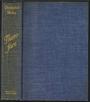Thorofare: Christopher Morley (1890-1957)