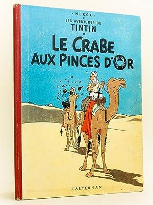 Le Crabe aux Pinces d'Or.: HERGE