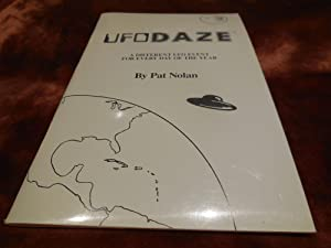 UFODaze - A Different UFO Event for Every Day of the Year