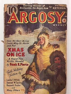 ARGOSY DECEMBER 23, 1939 VOLUME 295 NUMBER: Argosy) [cover by