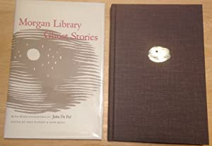 Morgan Library Ghost Stories: Dupont, Inge and