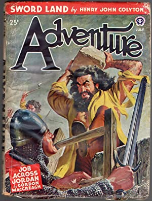 Adventure Magazine for July 1946
