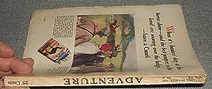 Adventure Magazine for November 23rd 1926: Edited by Arthur S. Hoffman