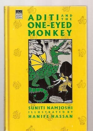 Seller image for ADITI AND THE ONE-EYED MONKEY for sale by biblioboy
