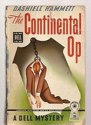 THE CONTINENTAL OP [PRIVATE DETECTIVE MURDER STORIES]: Hammett, Dashiell [introduction