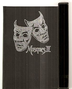 MASQUES IV: ALL-NEW WORKS OF HORROR & THE SUPERNATURAL