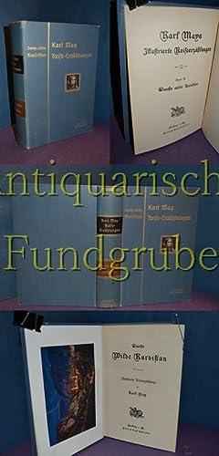 Illustrierte Reiseerzählungen, Band 2 / Durchs Wilde: May Karl: