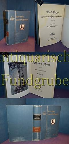 Illustrierte Reiseerzählungen, Band 18 / Auf fremden: May Karl: