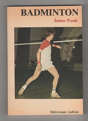 Imagen del vendedor de Badminton a la venta por Librería El Cárabo