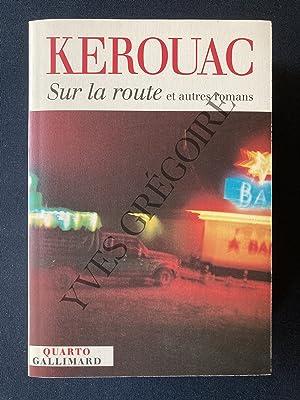Image du vendeur pour SUR LA ROUTE et autres romans mis en vente par Yves Grégoire