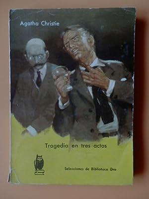 Imagen del vendedor de Tragedia en tres actos a la venta por Llibres Detot